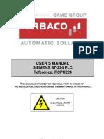 PLC Manual