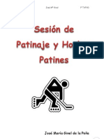 Ficha Hockey Patine