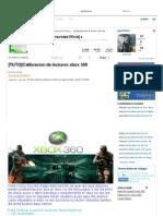 [TUTO]Calibracion de Lectores Xbox 360 - Taringa!