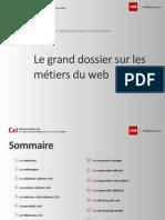 Le grand Dossier sur les métiers du web-1