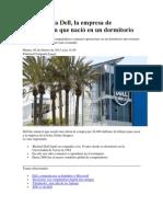 La compañía Dell.docx