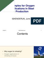 Steel Oxy Fuel (UE) 1