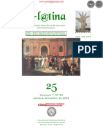 LORENA SOLER - REVISTA E LATINA - VOLUMEN 7 - Nº 25 - OCTUBRE a DICIEMBRE DE 2008 - PORTALGUARANI