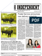 Faith Independent, February 14, 2013