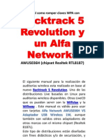 WPA y Backtrack