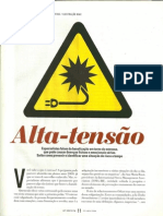 Alta-tensão. AT Revista