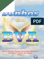 Sonhos Em Bva - Volume 3