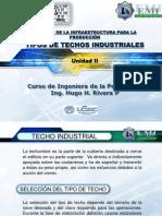 PRESENTACIÓN05 Tipos de techos industriales