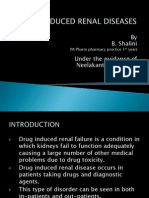 Drug Induced Renal Diseases 24-11-09