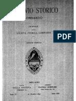 De Castro Giovanni - Un Precursore Milanese Di Cagliostro