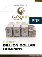 Ganolife Affiliate Application English form