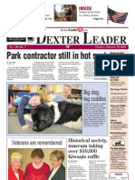 The Dexter Leader Front February 14, 2013