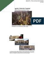 02 - BOGOTA - PDD Distrital y Local