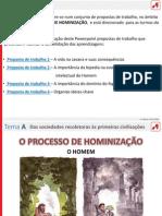 Processo de Hominizacao