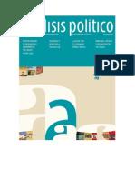 Analisis Politico 46 Guerra Colombia