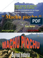 Real Machupicchu