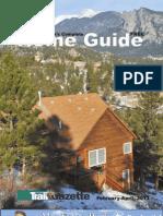 Estes Park February March Home Guide