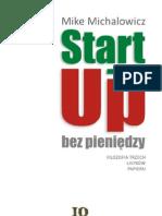 Start Up Bez Pieniedzy - eBook, PDF Pobierz