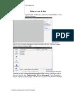 Crearea Unei Baze de Date Microsoft Acces
