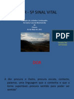 DOR - 5º SINAL VITAL chaves [Autosaved]