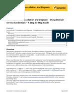 ServiceDesk 7.1 Installation