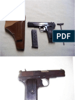 Serb/JNA weapons
