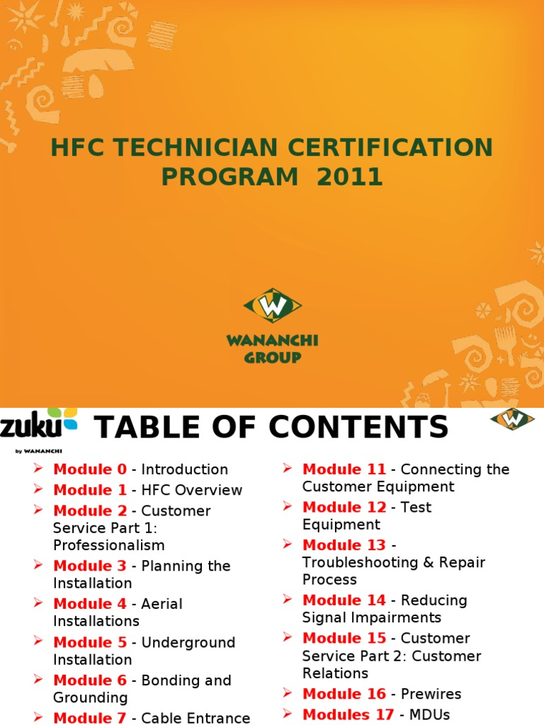 hfc training 1 cable coaxial cable rh scribd com HFC Cable Network Diagrams HFC Network KFT