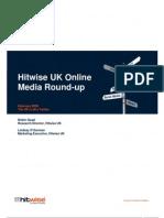 Hitwise UK Online Media Round-Up February 09