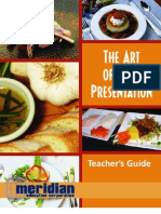 The Art of Food Presentation