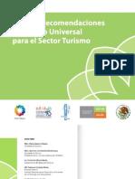 Guía de Recomendaciones de Diseño Universal para el Sector Turismo