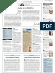 Semáforo con Michiel Das (12.02.2013) - La Vanguardia - 12.02.2013