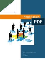 Articulo de Negociacion Empresarial