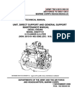 Diesel Engine - Technical Manual