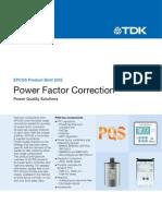 Epcos PQS PFC Components PB