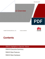 51921517 Huawei WCDMA RAN10 0 Overview