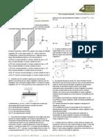 Eletromagnetismo Afa Efomm Exercicios Fernando Valentim