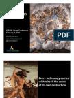 The Mythology of Big Data Presentation