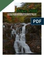 AT Hike 200