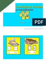 tarjetas fonológica visuales