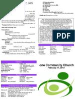ICC Bulletin