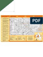 Obera Tourist Map