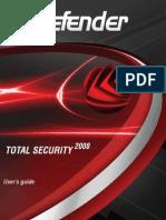 BitDefender TS 2008 Userguide En
