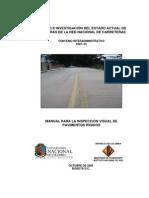 Manual para la Inspección Visual de Pavimentos Rigidos sin clave