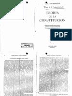 01 KARL LOEWENSTEIN - Teoría de la constitución
