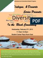 Diversity in the Black Community