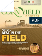 National Corn Yield Contest Guide 2012