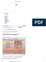 EARTHWORKS _ Hydraulic Fracturing 101
