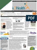 Back2Health Newsletter- Spring 2013