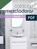 Catalogo Mezcladoras Helvex 2012