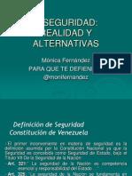 Alternativas Para Conflicto